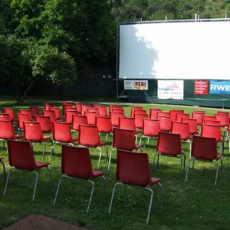 Letní kino Občanská plovárna