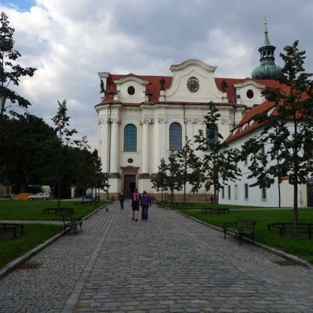 Břevnovský klášter