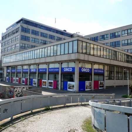 Cultural Center Vltavská