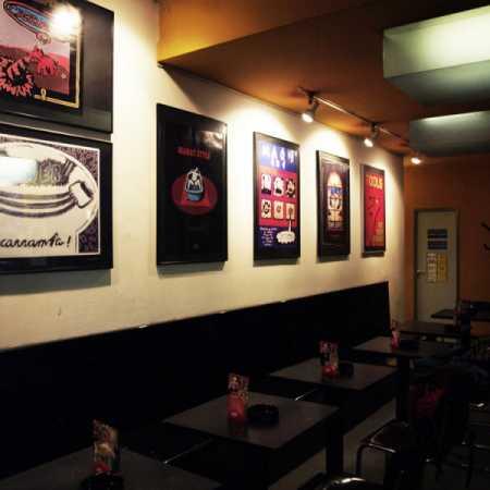 Kavárna Švanda