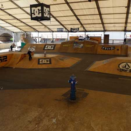 Mystic Skatepark Stvanice