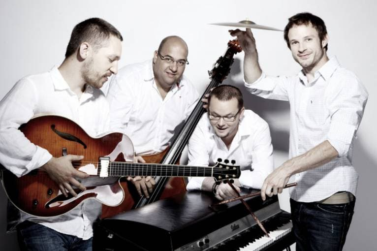 Libor Šmoldas Quartet