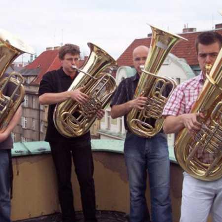 Tubový kvartet Síla