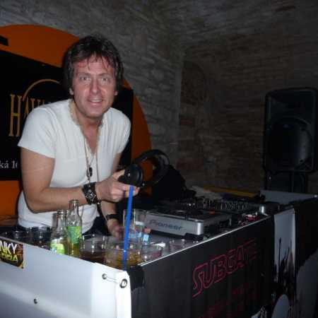 DJ Milan Kroužil