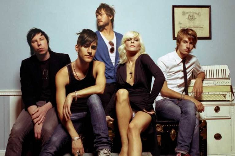 The Sounds + Viktor & The Blood