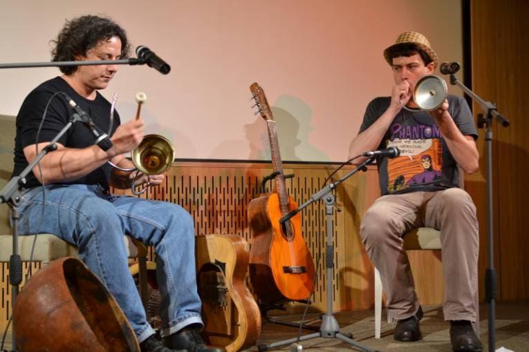 Michael Delia a Martin Alacam + Fabio Turchetti