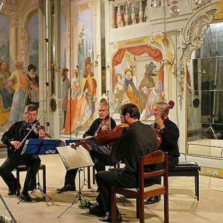 Kocianovo kvarteto - © Libor Sváček