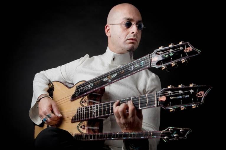 Shahab Tolouie Band & Carlo Zegarra