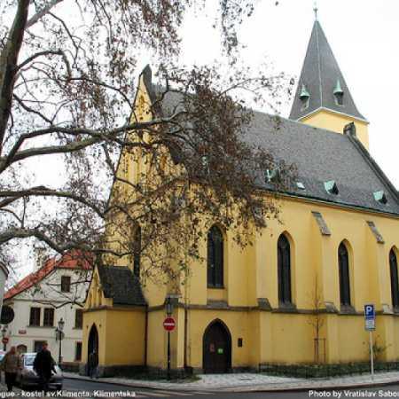 Kostel svatého Klimenta