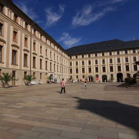 New Gallery at Prague Castle