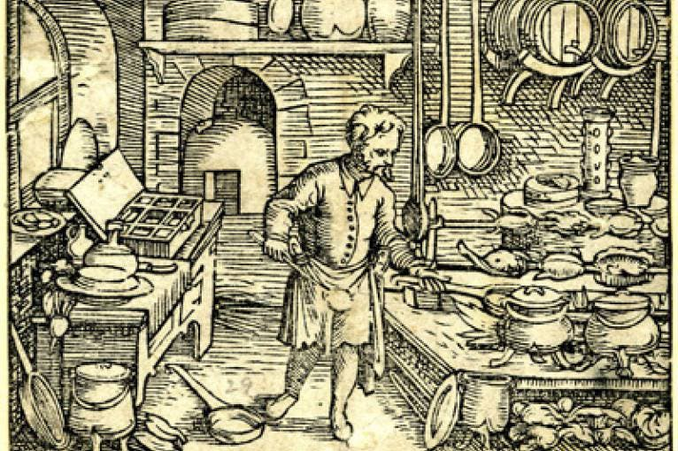 History of Cooking and Food Preservation