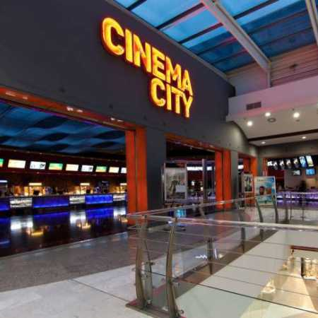 Cinema City Novy Smichov