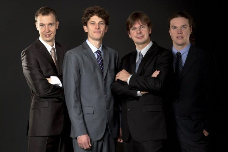 Bennewitzovo quarteto