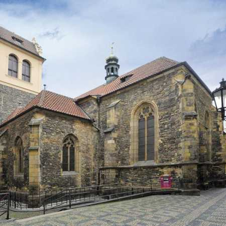 Church of St. Martin in the Wall