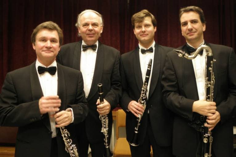 Five Star Clarinet Quartet