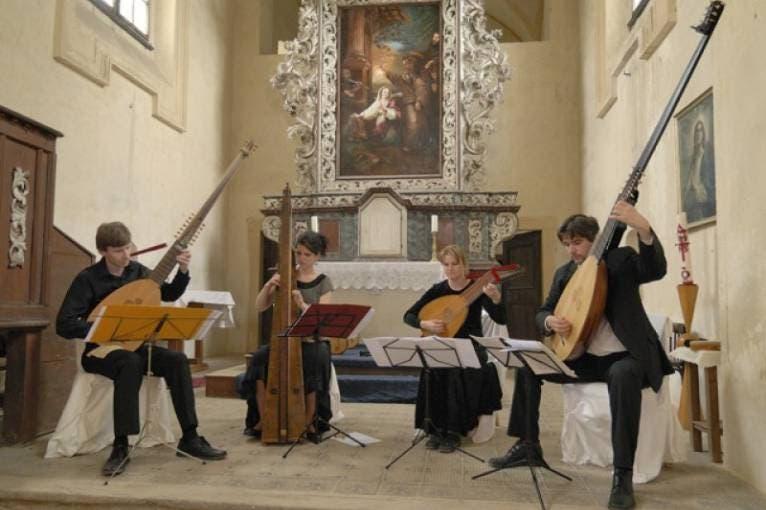 Barokní Struny: In Cordis Ensemble