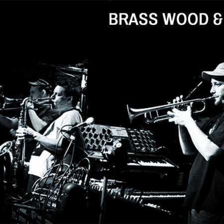 Brass Wood & Wires