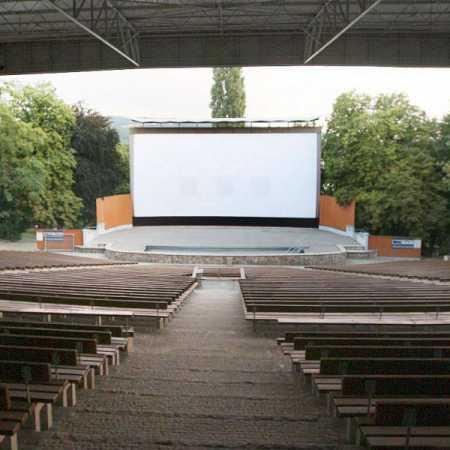 Open Air Cinema Ústí nad Labem