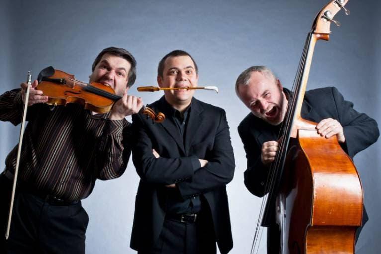Pacora Trio & Plzeň Philharmonic