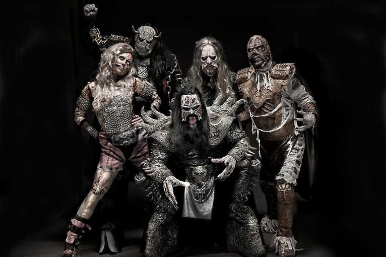 Lordi + Tarchon Fist + Flesh Roxon