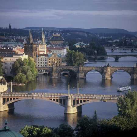 Praha – různá místa