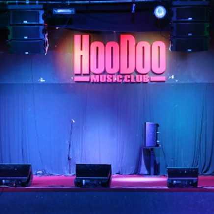 Hoodoo Music Club