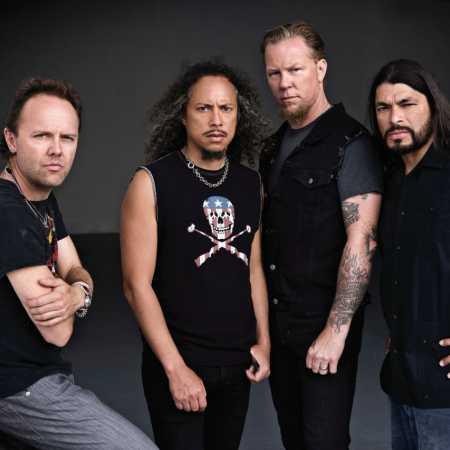 Metallica Warm-up Party: Alcoholica