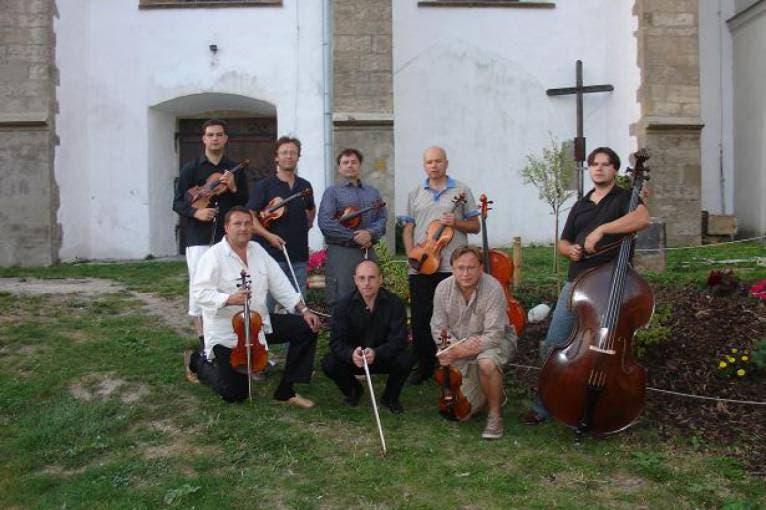 Advent Concert I: Czech Philharmonic Collegium