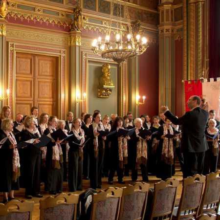 Pěvecký sbor ČVUT Praha