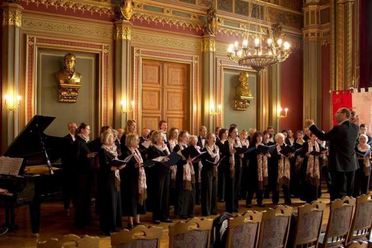 The Choir of the CTU Prague