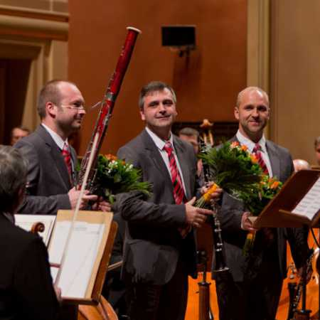 The Prague Wind Trio