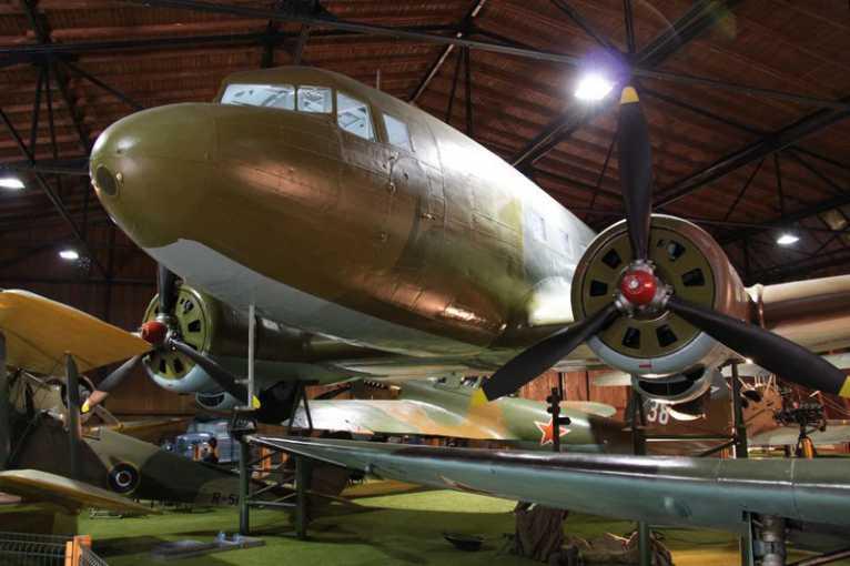 Letecká historie