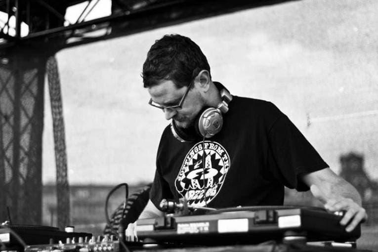 Zažít město jinak: DJ Little Frank