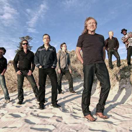 Robert Plant & Sensational Space Shifters
