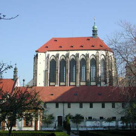 Klášter františkánů