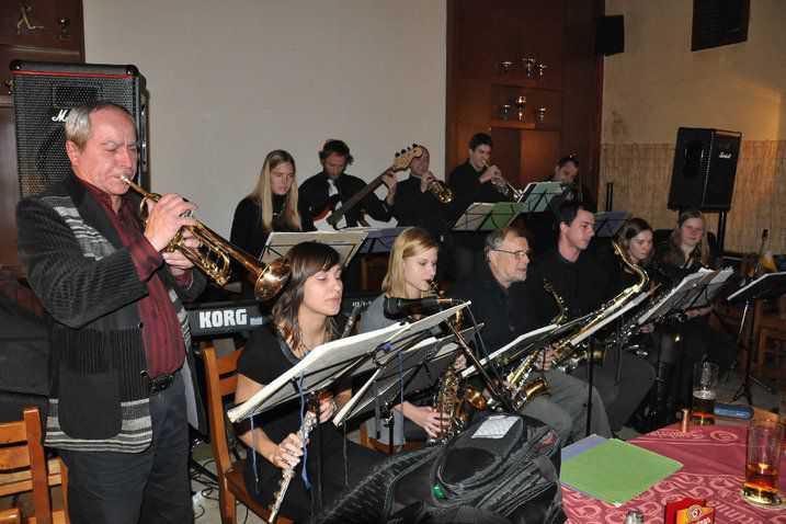 Black Jazz Band