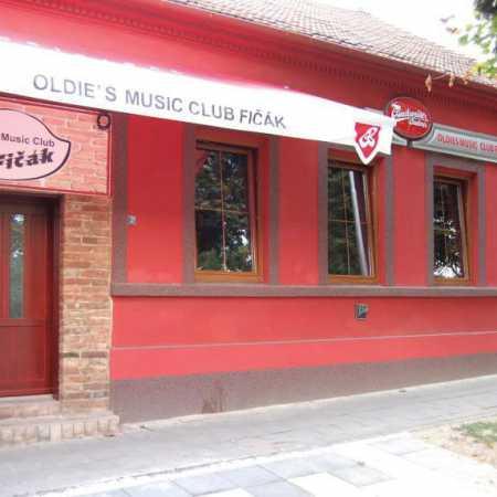 Oldie's Music Club Fičák