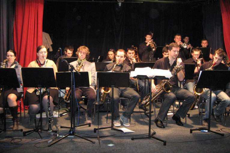 Mojmír Bártek & Big Band Konzervatoře Brno