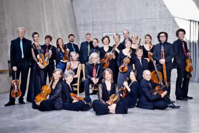 Pražské jaro 2014: Freiburger Barockorchester