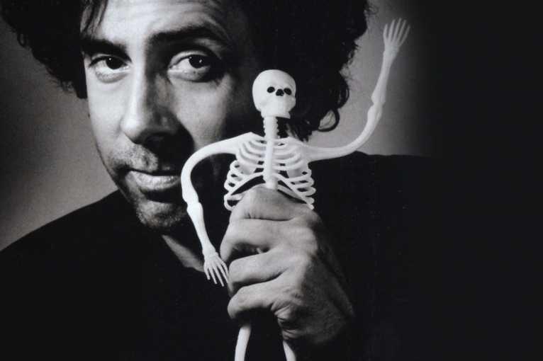 Tim Burton and His World