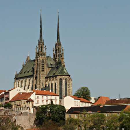 Brno – různá místa