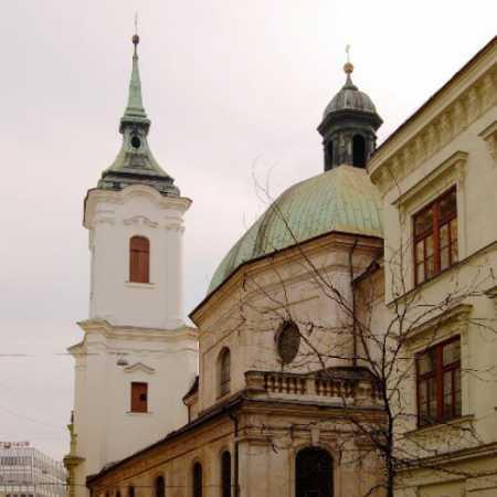 Kostel svatých Janů