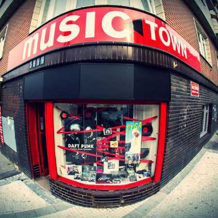 Musictown Record Store