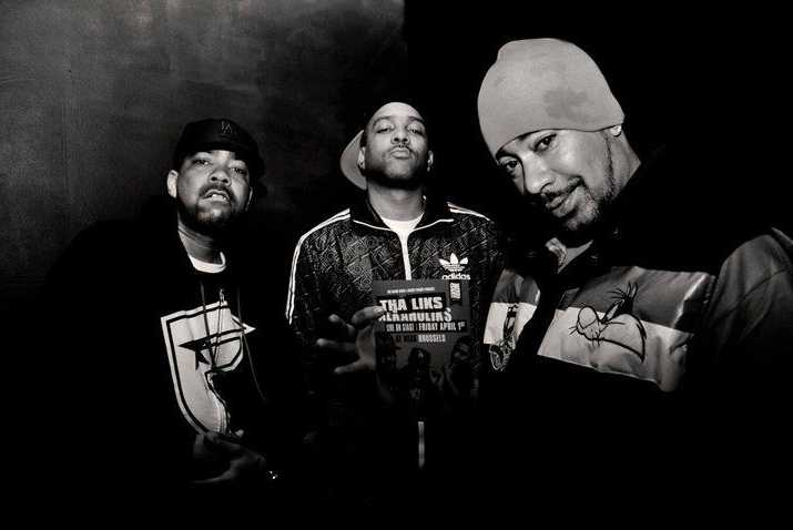 Tha Alkaholiks + Lords Of The Underground + Cali Agents