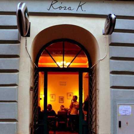 Kavárna & Galerie Róza K.