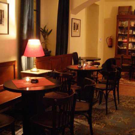 Kavárna Blatouch