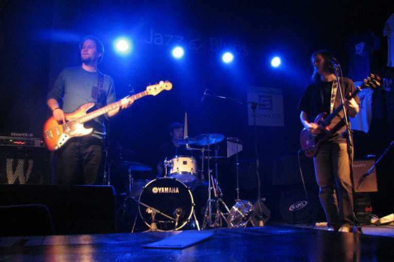 Tatlo Quartet + Midnight Climax