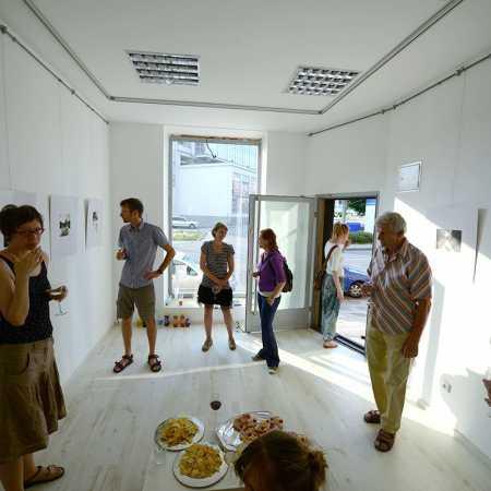 Light Cube gallery