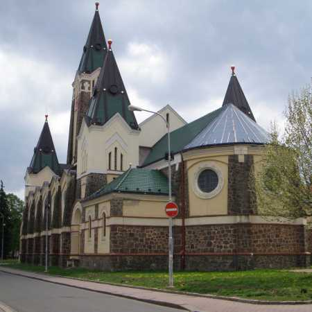 Kostel Nejsvětějšího srdce Páně Husovice