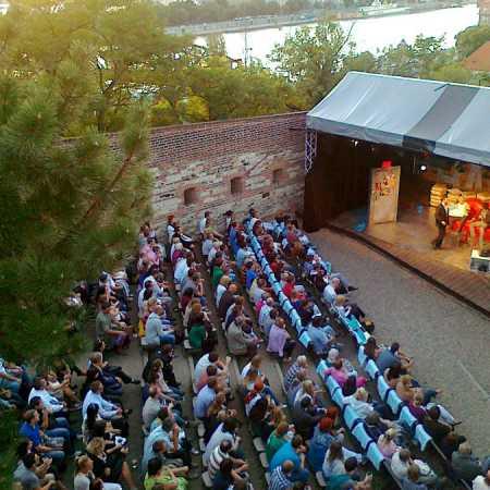 Summer Scene Vysehrad